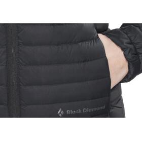 Black Diamond W's Forge Hoody Jacket Black